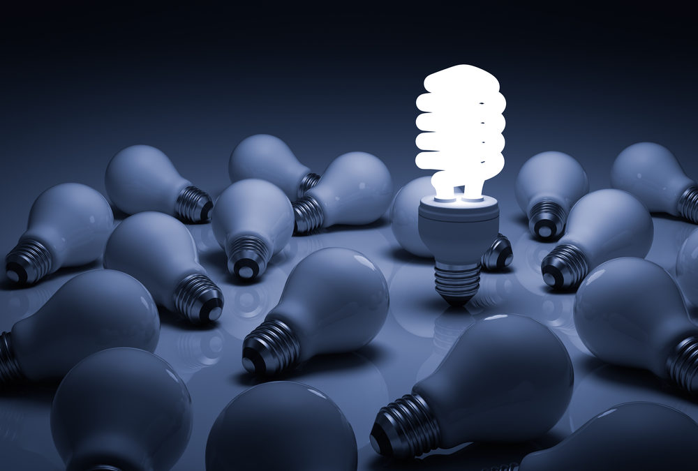 How Energy Efficient Light Bulbs Compare With Traditional Incandescents