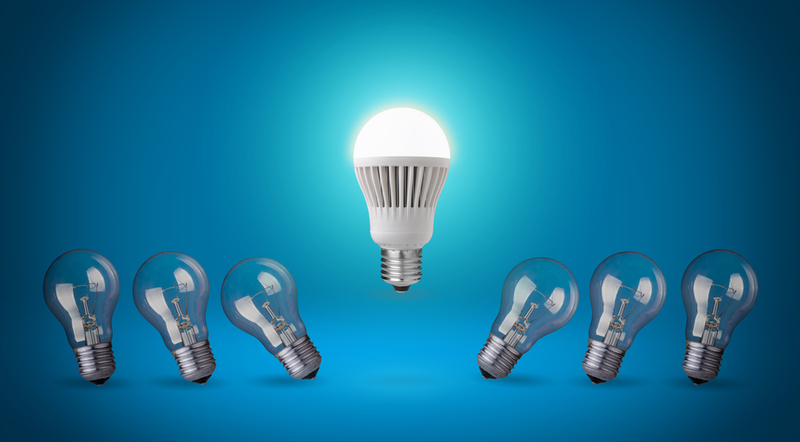 How LED Lighting Cuts Down on Costs