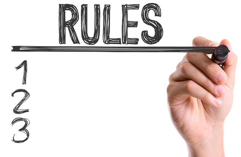 Top 10 Rules When Working With Electrical Equipment